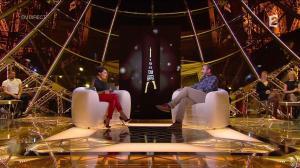Alessandra Sublet dans Un Soir à la Tour Eiffel - 29/10/14 - 06