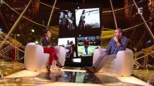 Alessandra Sublet dans Un Soir à la Tour Eiffel - 29/10/14 - 14