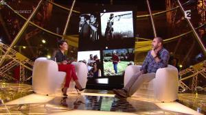 Alessandra Sublet dans Un Soir à la Tour Eiffel - 29/10/14 - 17