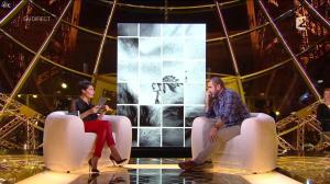Alessandra Sublet dans un Soir à la Tour Eiffel - 29/10/14 - 27