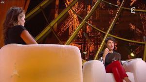 Alessandra Sublet dans un Soir à la Tour Eiffel - 29/10/14 - 34