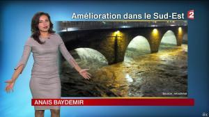 Anaïs Baydemir à la Météo de 20h - 15/11/14 - 02