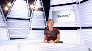 Anne-Sophie Lapix dans Dimanche Plus - 04/11/12 - 01