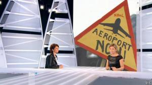 Anne-Sophie Lapix dans Dimanche Plus - 13/01/13 - 08