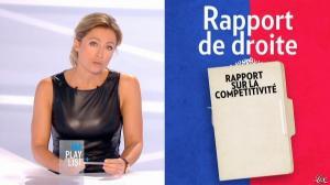 Anne-Sophie Lapix dans Dimanche Plus - 28/10/12 - 16