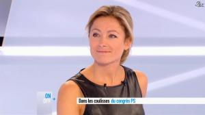 Anne-Sophie Lapix dans Dimanche Plus - 28/10/12 - 36