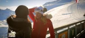 Ariane Brodier dans les Copains d'Abord Font du Ski - 25/12/14 - 01