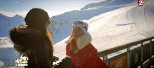 Ariane Brodier dans les Copains d'Abord Font du Ski - 25/12/14 - 02