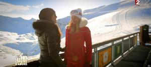 Ariane Brodier dans les Copains d'Abord Font du Ski - 25/12/14 - 04