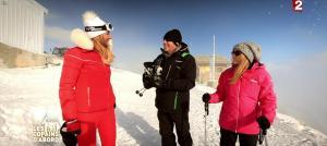 Ariane Brodier dans les Copains d'Abord Font du Ski - 25/12/14 - 10
