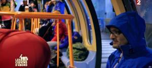 Ariane Brodier dans les Copains d'Abord Font du Ski - 25/12/14 - 12