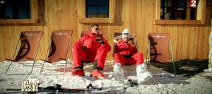 Ariane Brodier dans les Copains d'Abord Font du Ski - 25/12/14 - 17