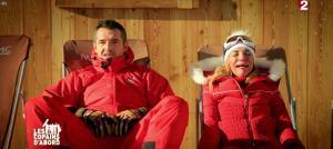 Ariane Brodier dans les Copains d'Abord Font du Ski - 25/12/14 - 18
