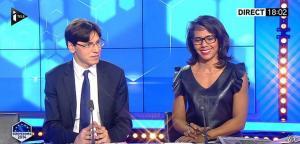 Audrey Pulvar dans I télé - 25/05/14 - 01