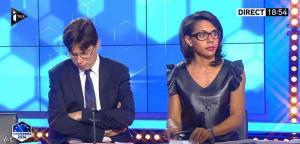 Audrey Pulvar dans i>Télé - 25/05/14 - 04