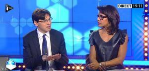 Audrey Pulvar dans I télé - 25/05/14 - 05