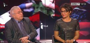 Audrey Pulvar dans Tirs Croisés - 05/12/13 - 20