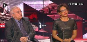 Audrey Pulvar dans Tirs Croisés - 05/12/13 - 21