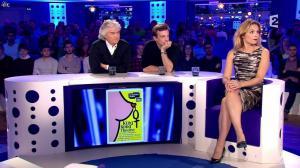 Barbara Schulz dans On n'est pas Couché - 15/11/14 - 08