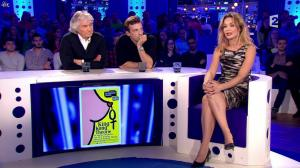 Barbara Schulz dans On n'est pas Couché - 15/11/14 - 10