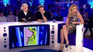 Barbara Schulz dans On n'est pas Couché - 15/11/14 - 11