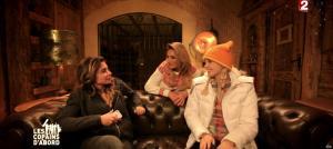 Camille Lou, Julie Zenatti et Ariane Brodier dans les Copains d'Abord Font du Ski - 25/12/14 - 03