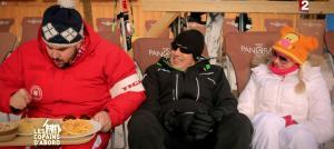 Camille Lou dans les Copains d'Abord Font du Ski - 25/12/14 - 04