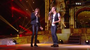 Carla Bruni dans Alors On Chante - 28/11/14 - 02