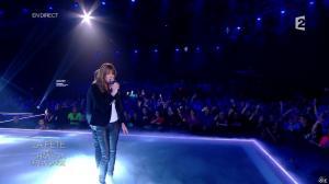 Carla Bruni dans la Fete de la Chanson Francaise - 21/11/14 - 06
