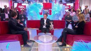 Carla Bruni dans Vivement Dimanche Prochain - 14/12/14 - 03