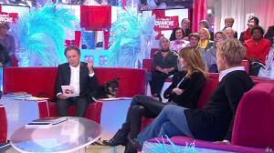Carla Bruni dans Vivement Dimanche Prochain - 14/12/14 - 04