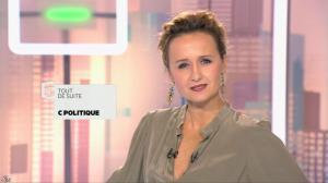 Caroline Roux dans C Politique - 09/11/14 - 02
