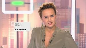 Caroline Roux dans C Politique - 09/11/14 - 03
