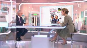 Caroline Roux dans C Politique - 09/11/14 - 05
