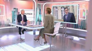 Caroline Roux dans C Politique - 09/11/14 - 06