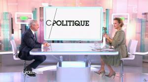 Caroline Roux dans C Politique - 09/11/14 - 07
