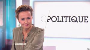 Caroline Roux dans C Politique - 09/11/14 - 08