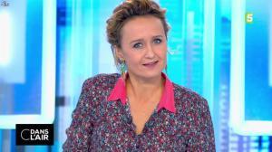 Caroline Roux dans C dans l Air - 07/11/14 - 01
