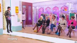 Cristina Cordula dans les Reines du Shopping - 05/12/14 - 02