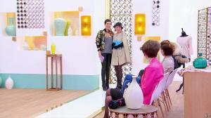 Cristina Cordula dans les Reines du Shopping - 05/12/14 - 25