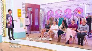 Cristina Cordula dans les Reines du Shopping - 19/12/14 - 01