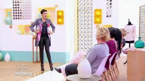Cristina Cordula dans les Reines du Shopping - 19/12/14 - 09