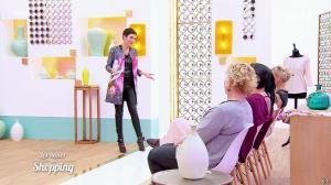 Cristina Cordula dans les Reines du Shopping - 19/12/14 - 12