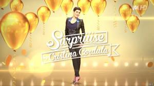 Cristina Cordula dans Surpriiise - 03/01/15 - 02