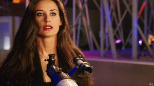 Demi Moore dans Charlies Angels les Anges - 26/12/14 - 01