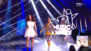 Elisa Tovati dans NRJ Music Awards - 13/12/14 - 02