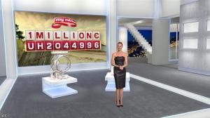 Emma Cubaynes dans Euro Millions - 23/12/14 - 04