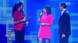 Estelle Denis dans En Direct avec Arthur - 19/12/14 - 03