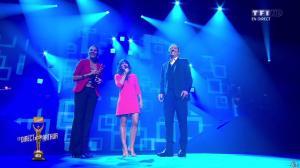 Estelle Denis dans En Direct avec Arthur - 19/12/14 - 04