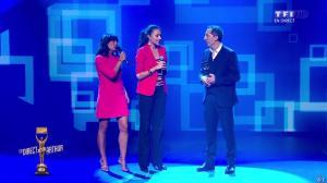 Estelle Denis dans En Direct avec Arthur - 19/12/14 - 05